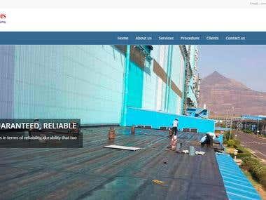 Roofseal Website