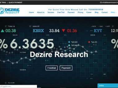 Dezire Research Pvt Ltd