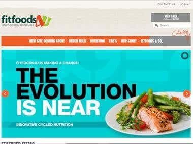Food Order Website