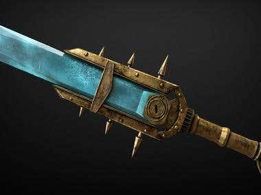 Morrowind keening fan art