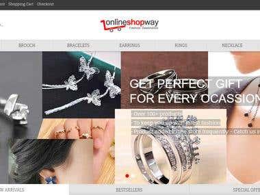 Online Shop Way