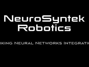 NS Robotics video