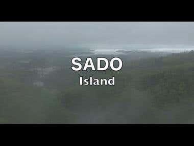 Sado and Fukushima, Japan video