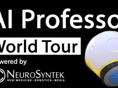 AI Professor World Tour video