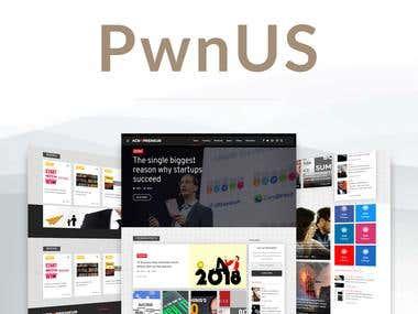 pwuns Website