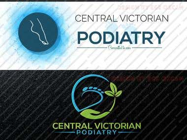 Podiatry Logo Designs