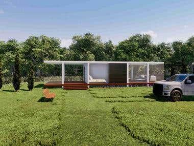 Exterior Design and Visualization