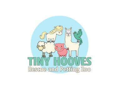Tiny Hooves Logo