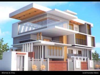Architectural Vis