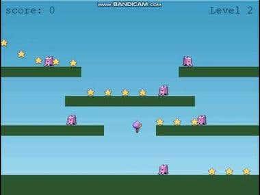 Phaser3 game prototype