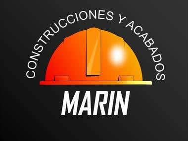 Logo Para empresa de Construcción