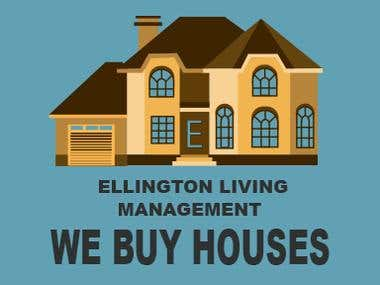 Ellington Living Management Logo