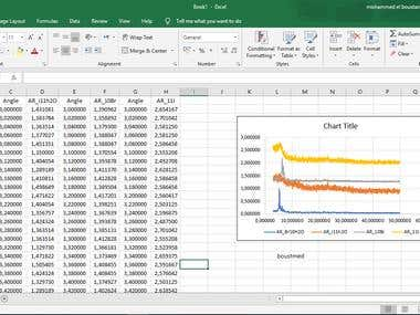 Excel - Data Processing