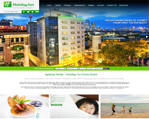 Holiday Inn Potts Point – Sydney