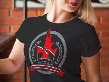 Tee shirt graphic needed