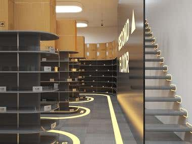 Store | Interior Design