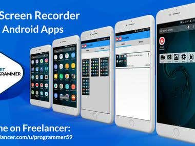 Screen Recorder (iOS and Android)