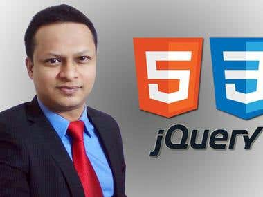 HTML, CSS, Jquery