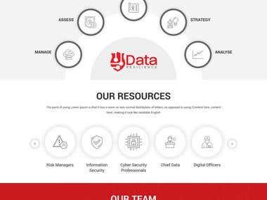 http://www.dataresilience.com.au - Wordpress
