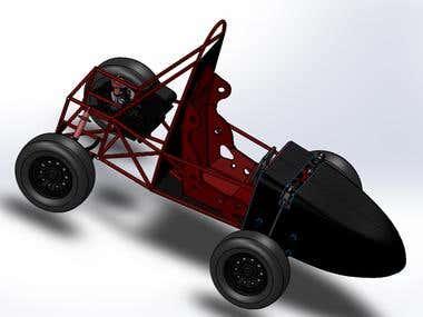 Supra car design