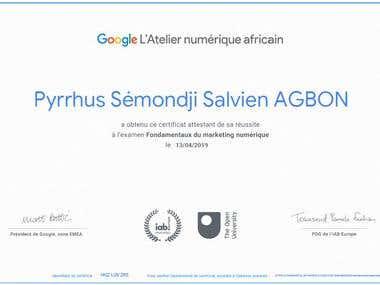 L'Atelier Numérique de Google