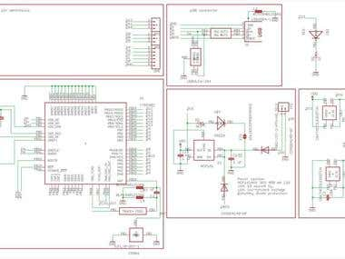 Schematic and layout