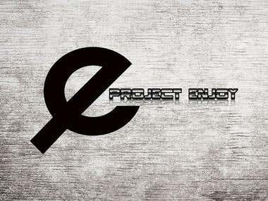 Project enjoy logo design contest