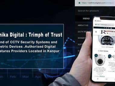 Radhika Digital - Digital Signature Providers Kanpur UP