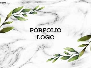 Portfolio logo #1.