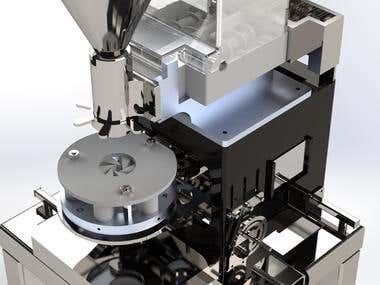 Encrusting Machine 01