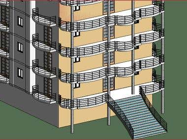 Design and design of villas on an area of 400 m 2