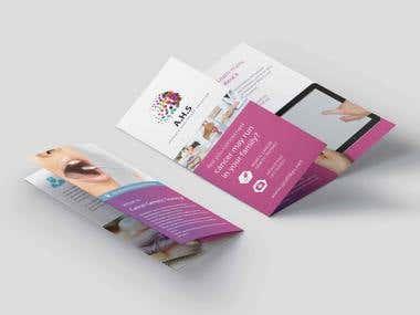 Healthcare brochure | Brochure design