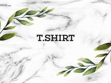 Portfolio T-Shirt.