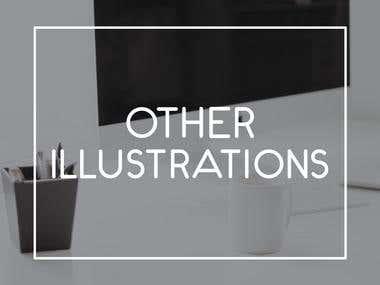 Other digital illustrations