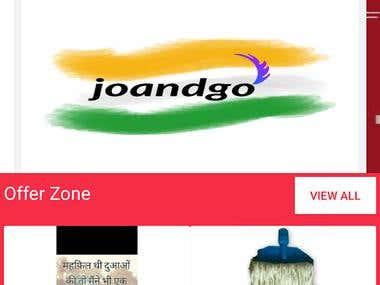 Jo & Go E-Commerce