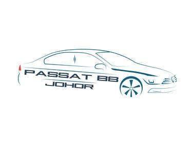 Design a logo for a car club