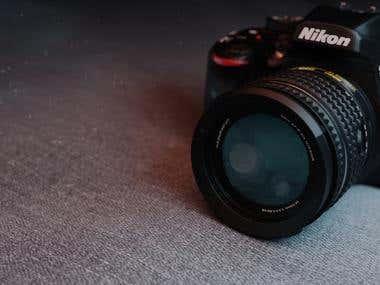 Camera-Nikon D3400