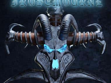 Frostmourne- The sword of Lich King