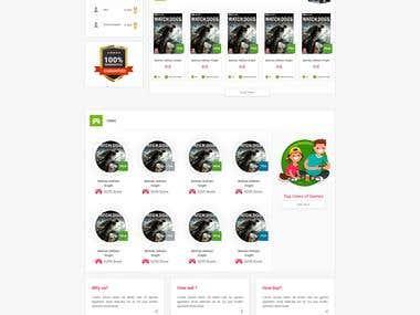 ConsoleGame Portal(dedicate system)