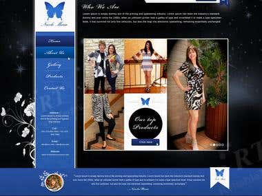 Fashion Related website