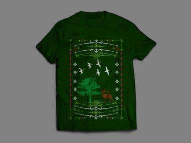 NEW hunting t-shirt