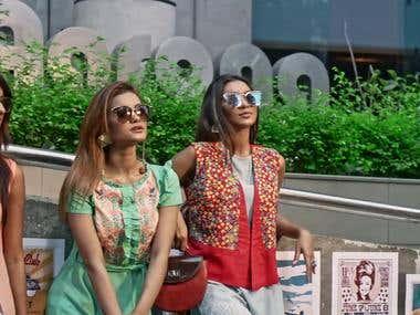 Taaga Fashion Film