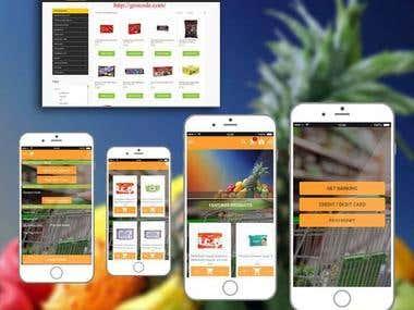 Food Ordering Web & Mobile App