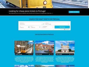 Flight Booking Web & Mobile App