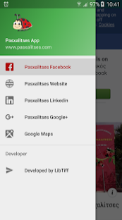 [Android Application] Pasxalitses App