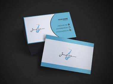 Business Card Desin