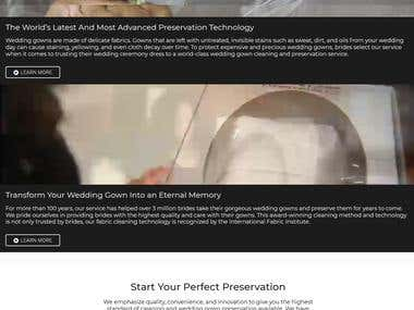 Trusted Wedding Gown Preservation Kit