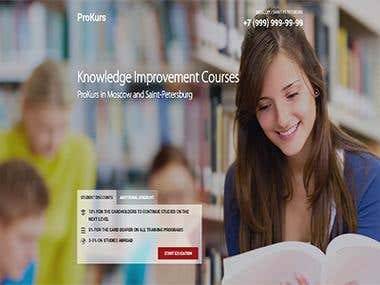 Prokurs Website