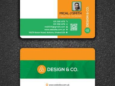 Business Card | Corporate Business Card