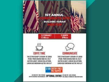 Flyer Design | Event Flyer Design